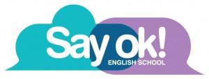 Logo Say Ok! 004