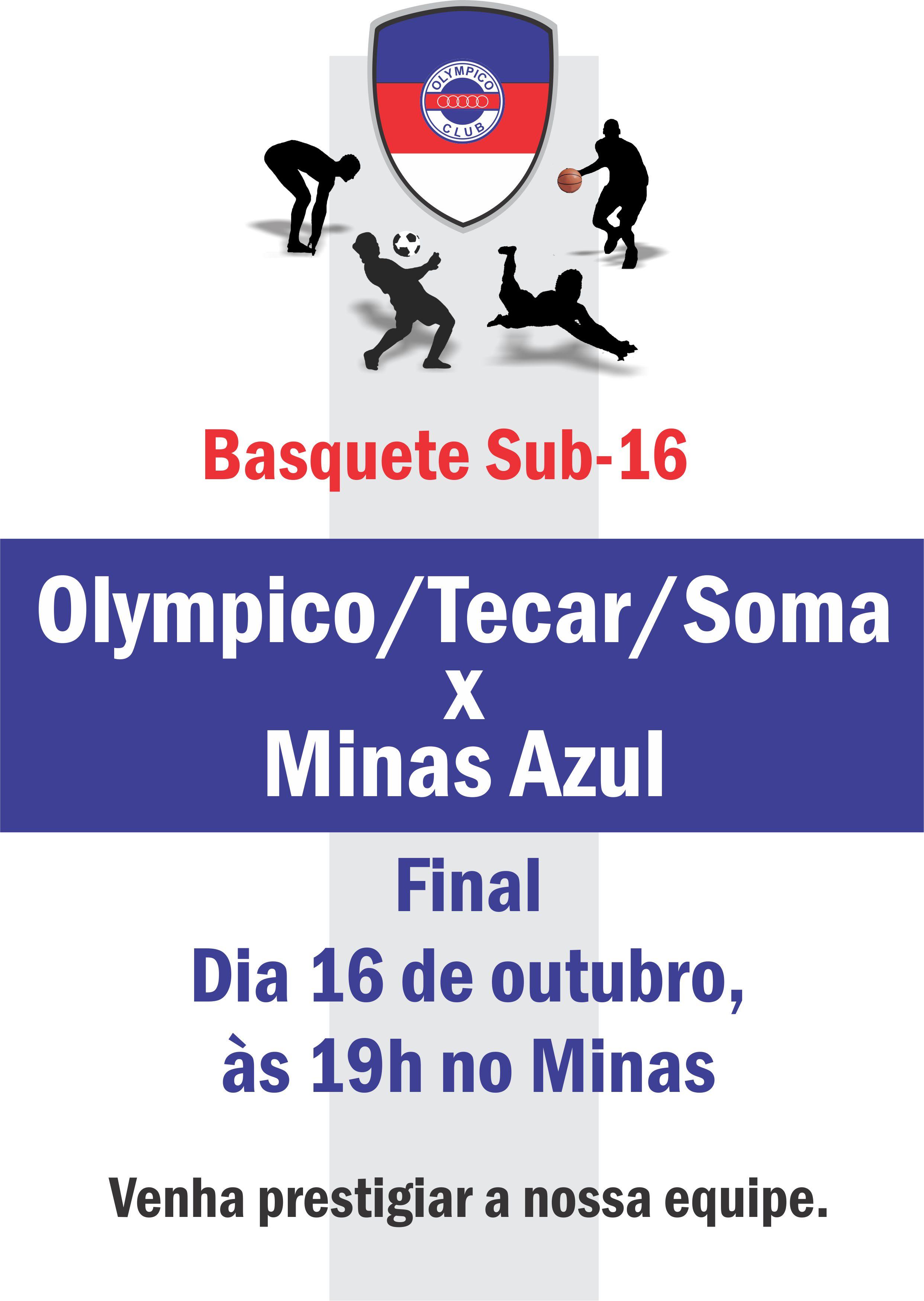 Final Basquete Sub16