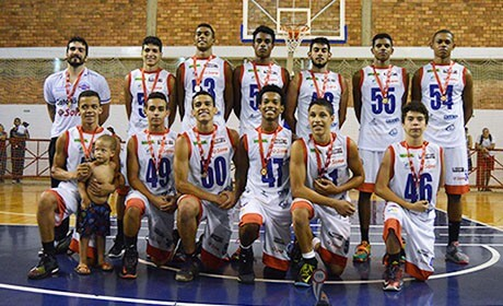 Campeões Metropolitano e Estadual Sub - 16, em 2015