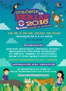 COLONIA 2 SEMESTRE 2016-1